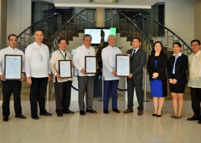 OMB-ISO 9001:2015 Awarding