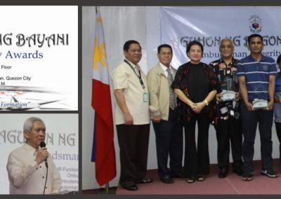 Aguhon ng Bagong Bayani Awards