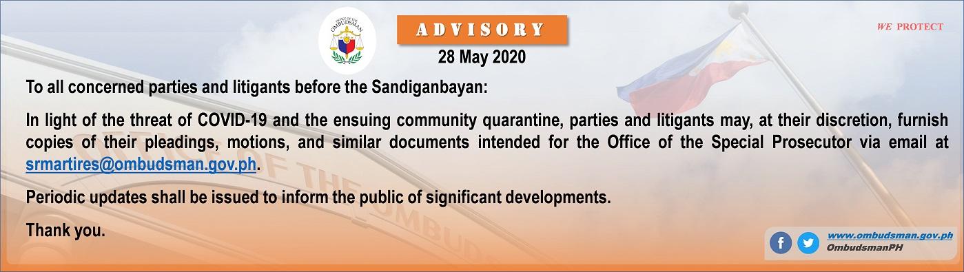 OMB-advisory-28 May 2020 – website – 1399x395pix