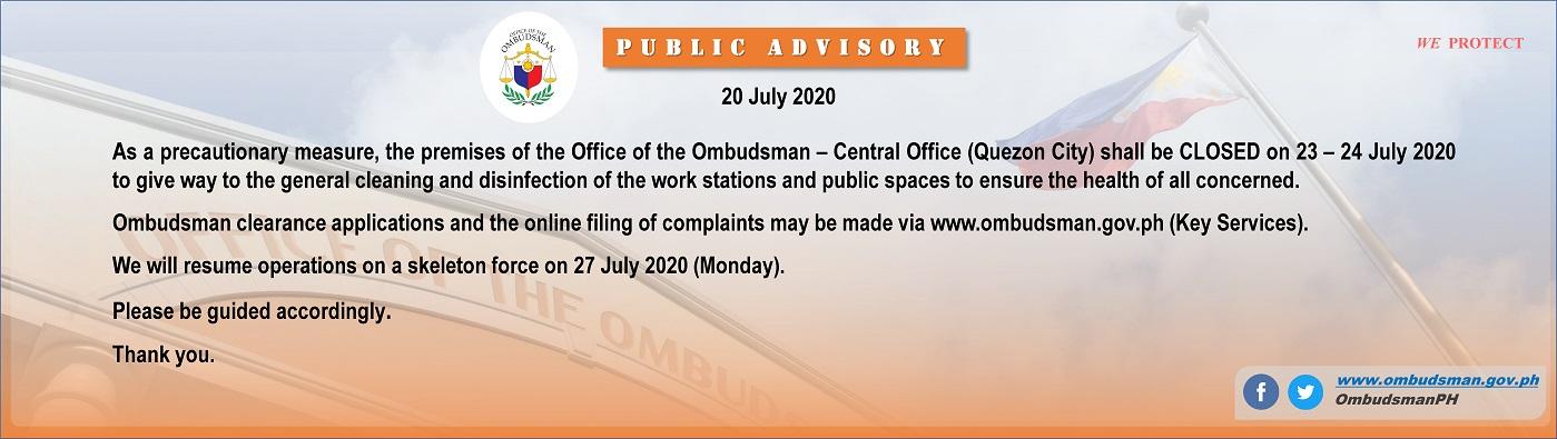 OMB-advisory-20July2020 – website-JPR