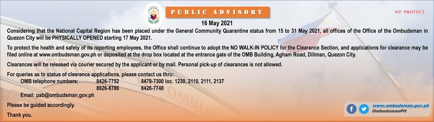 OMB-QC-work-advisory-16May2021-website