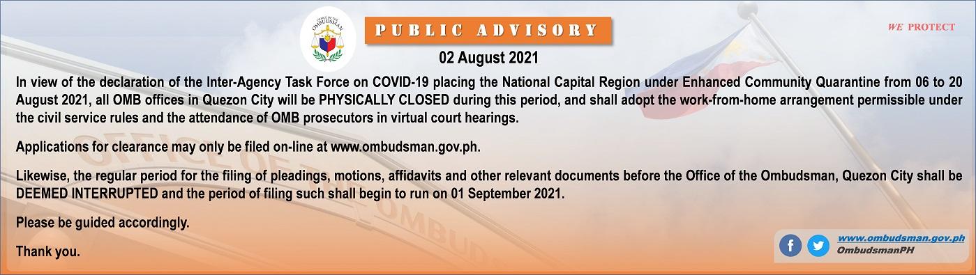 OMB-QC-work-advisory-02August-website